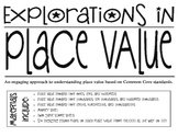 Explorations in Place Value