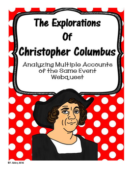 Explorations of Christopher Columbus: Multiple Accounts of the Same Event