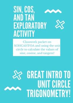 Unit circle trigonometry teaching resources teachers pay teachers unit circle trigonometry unit circle trigonometry fandeluxe Gallery