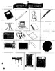 Exploratory Discovering French Bleu Unit 4 lesson 9 classroom objects vocabulary
