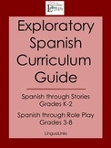 Exploratory Spanish Curriculum Guide - Grades K-8