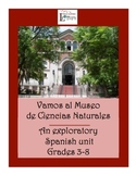 Exploratory Spanish through Role Play - Vamos al Museo