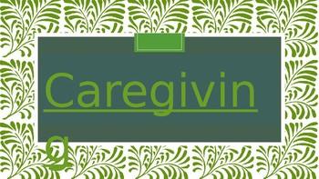 Exploratory course in Caregiving
