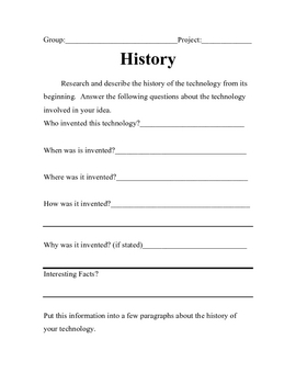 Exploravision Worksheets