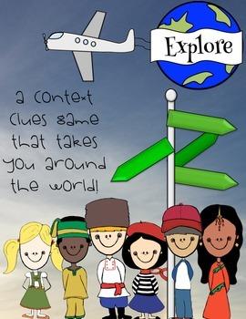 Explore: A Context Clues/Vocabulary Expansion Game