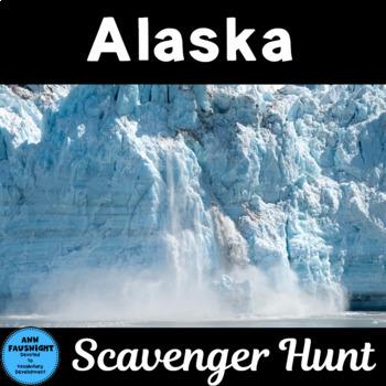 Explore Alaska Scavenger Hunt