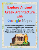 Explore Ancient Greek Architecture with Google Maps