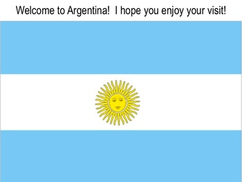 Explore Argentina Using Your Five Senses