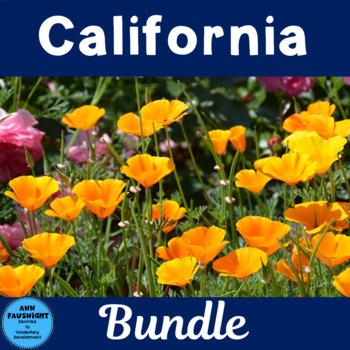 Explore California Activity Bundle