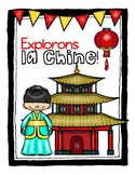 Explore China French Mini book - les pays / le Nouvel An Chinois
