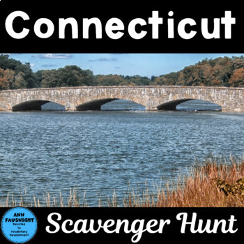 Explore Connecticut Scavenger Hunt