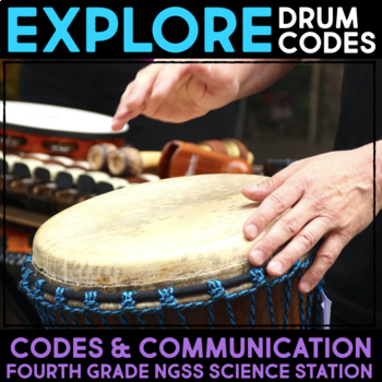 Explore Drum Code Messages - Communication through Codes & Technology