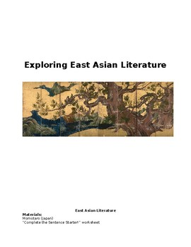 Explore East Asian Mythology