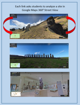 Explore Easter Island with Google Maps