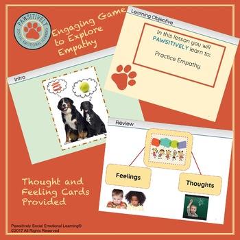 Kinder Empathy Lesson 3 - Explore Empathy Activity