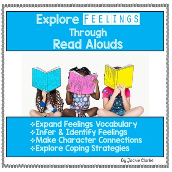 Explore Feelings Through Read Alouds