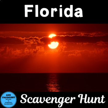 Florida Scavenger Hunt