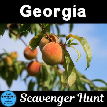 Georgia Scavenger Hunt