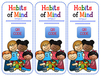 Explore Habits of Mind through BOOKS!