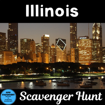 Illinois Scavenger Hunt