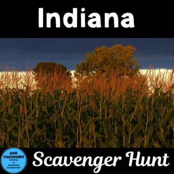 Indiana Scavenger Hunt