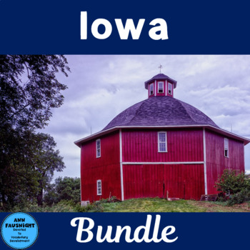 Iowa Activity Bundle