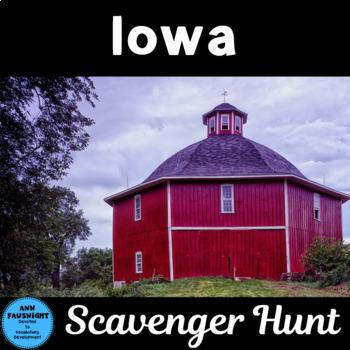 Iowa Scavenger Hunt