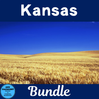 Explore Kansas Activity Bundle
