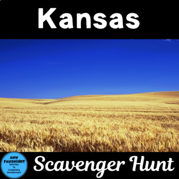 Kansas Scavenger Hunt