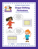 3rd Grade Measurement: Shape-Shifting Perimeters