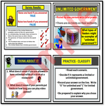 31 Limiting Government Worksheet Answers - Notutahituq ...