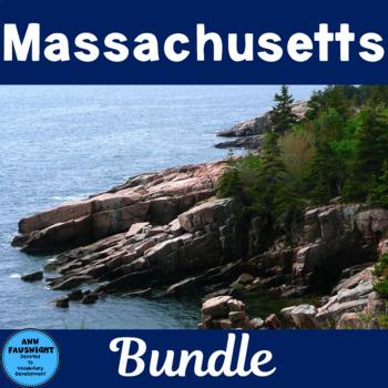 Massachusetts Activity Bundle