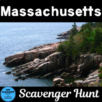Explore Massachusetts Scavenger Hunt