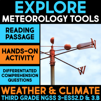 Explore Meteorological Tools - Weather & Climate Science Station