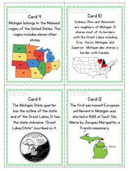 Michigan Scavenger Hunt