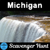 Michigan Scavenger Hunt