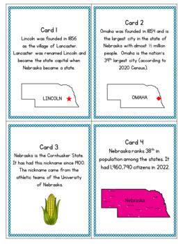 Nebraska Scavenger Hunt