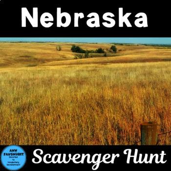 Explore Nebraska Scavenger Hunt