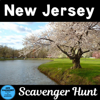 Explore New Jersey Scavenger Hunt