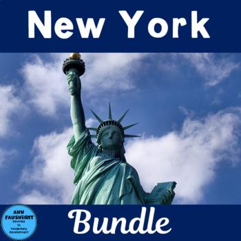 New York Activity Bundle