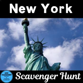 New York Scavenger Hunt