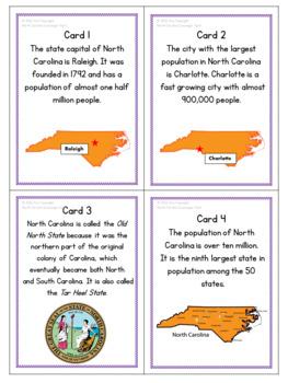 Explore North Carolina Scavenger Hunt