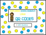 Ocean Animals (Animal Habitats) with QR codes