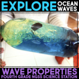 Explore Ocean Waves - Wave Properties Science Station