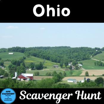 Explore Ohio Scavenger Hunt