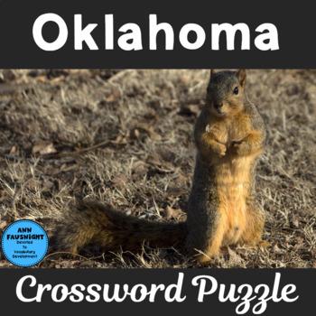 Oklahoma Crossword Puzzle