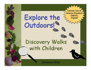 Explore Outdoors! Discovery Hikes with Children