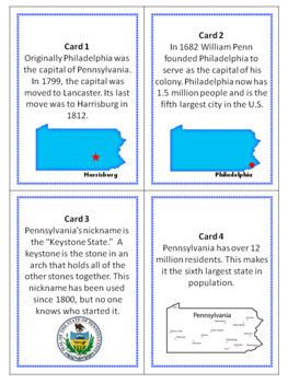 Pennsylvania Activity Bundle