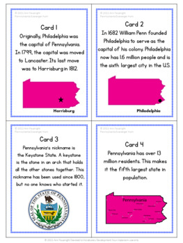 Explore Pennsylvania Scavenger Hunt