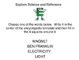 Explore Reference Library Center: Electricity and Magnets